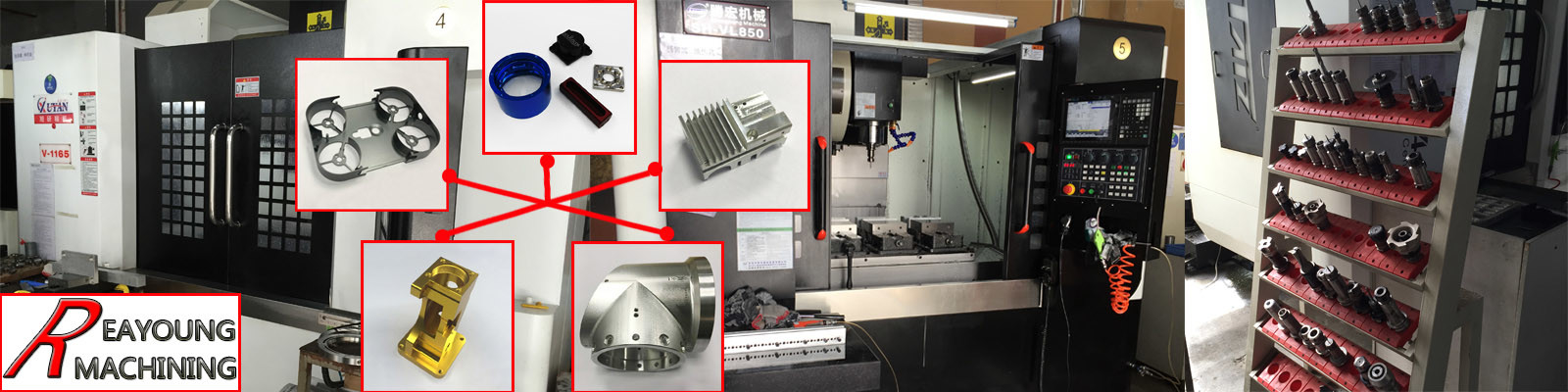 China best Aluminum Machining Service on sales