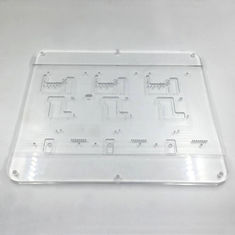 China Clear Acrylic Machining Services CNC Acrylic Sheet Acrylic Plastic Fabrication supplier