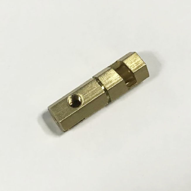 Antirust Brass Precision Components CNC Turn Milling Machining Complex supplier