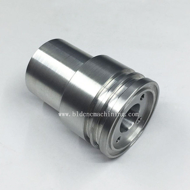 Aluminum CNC Machining Prototype Service , Turning Pressure Blank Parts supplier
