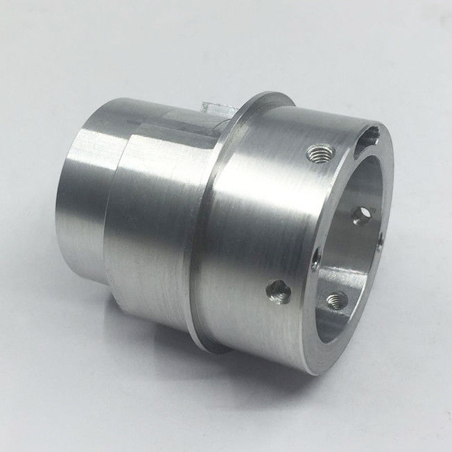 Precision Turning Custom Machined Parts Out Of 6061 Aluminum Material supplier