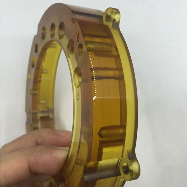 Ultem 1000 products CNC Turning Machining Services For Medical Devices