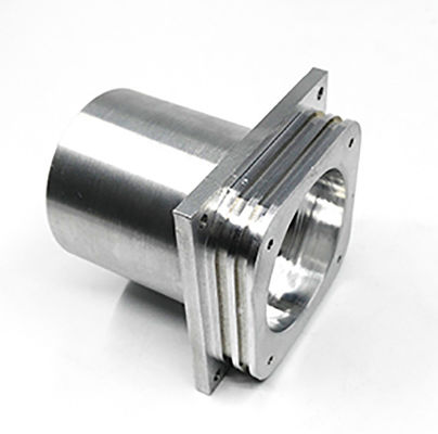 China Dovetail Grooves CNC Machining Services Aluminum Parts O Ring Design distributor